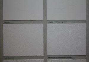 Zum Verputzen von Wänden gibt es ausgezeichnete Kalkputze